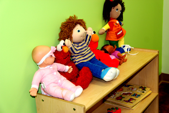 how to find infant day care